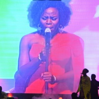 "NN Events: Wizkid, Praiz, Tiwa Savage, Onyeka Onwenu, Seyi Shay and more at Oriental Hotel for the Omawumi's album launch ""The lasso of Truth"" - Red Carpet Photos"