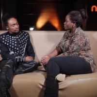 "The real Truth about  late Goldie Harvey as reviewed by Denrele Edun on Ndani Tv, ""The Juice"""