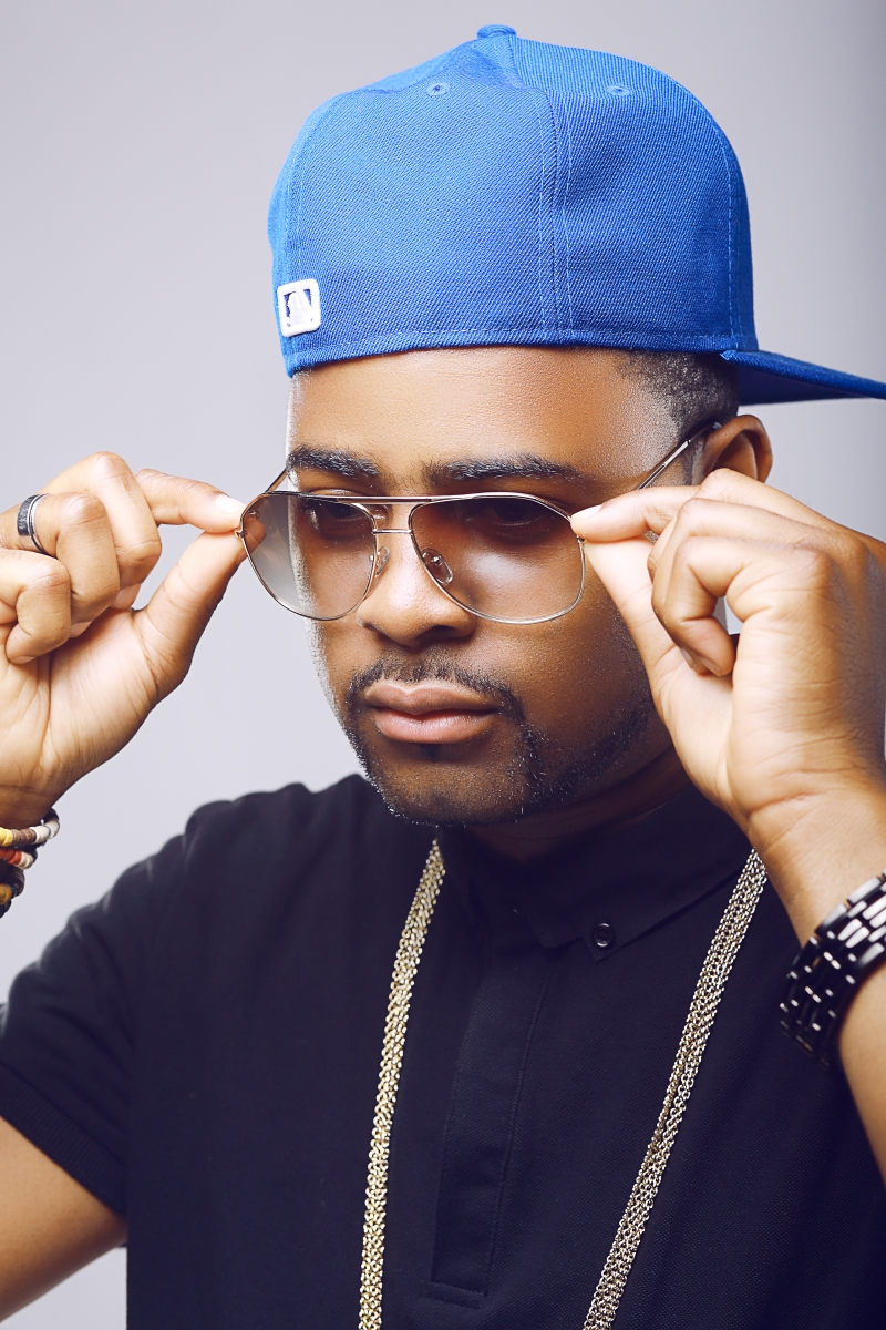 Naija Superstar Dj, DJ XCLUSIVE in new promo photos: