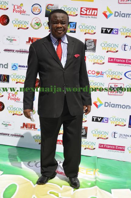 Chief Tony Okoriji, Chairman COSON