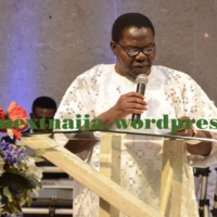 "Photo Gallery: Chief Ebenezer Obey, Pastor Kris Okotie, Sir Shina Peters, Pastor Ituah Ighodalo,Oge Okoye, Tony Okoroji & More Naija music stars at Day 1of COSON Week tagged ""Coson In Church"" May19th 2013. Our crew was at the scene and we got all the scoop and photos. Click to read more."