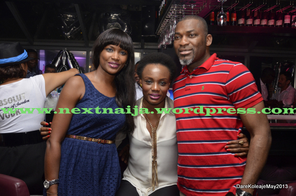 Onah with Ono Bello & a Guest