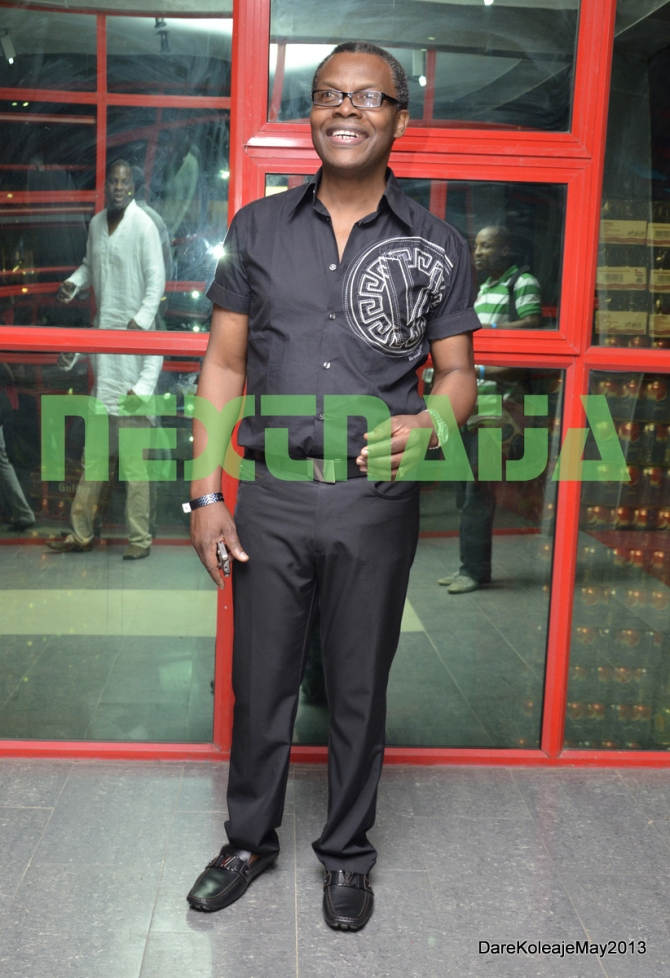 Lanre Ogunlesi
