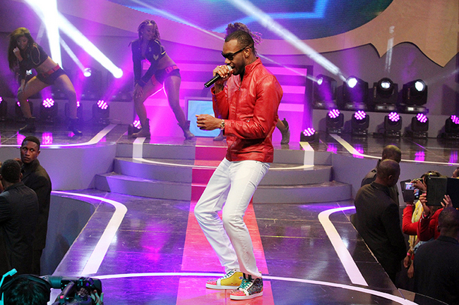 Nigeria top artiste, DPrince