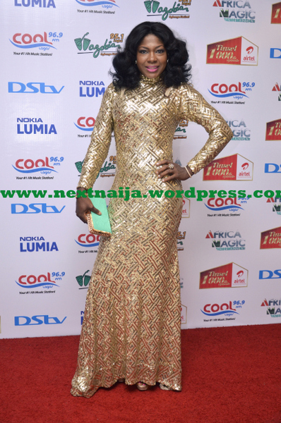 Susan Peters in Tiannah Styling