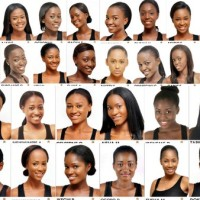 Photo Gallery: 36 Miss Nigeria Finalists emerge