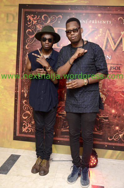 Ajebutter22 with Ojb