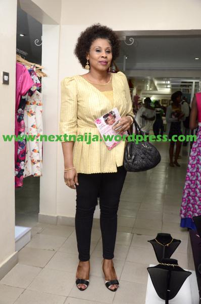 Mrs Ola Okupe