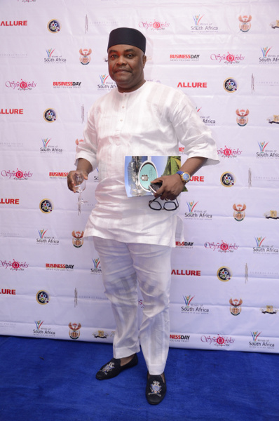 John Onyeoguzoro, ED Nigerian-German Chemicals