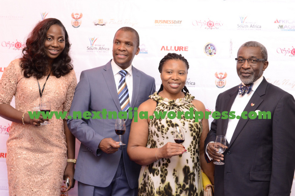 Ronke Jobodu, Matome Mbatha & Guests