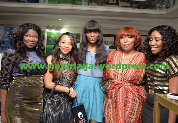 Kemi Akande, Toke Makinwa, Ono Bello, Latasha & Kayla