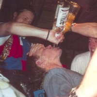 Photo: Groom dies after alcohol drinking game at his bachelor party  - So Sad