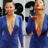 PHOTOS: MEAGAN GOOD RESPONDS TO CRITICISM OF HER BET AWARDS DRESS