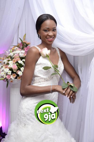 Miss Nigeria 2013 - Ezinne Akudo