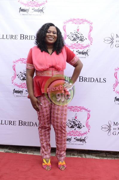 Okoro Akpo-Olade, Creative Director - Emani Swank bridal