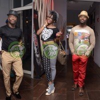 Photo Gallery: Ali Baba, Julius Agu, Kay-C, DJ Humunity, DJ Spinall, Okey Bakassi, Freeze & More Naija Celebrities attend Industry Nite with Julius Agu