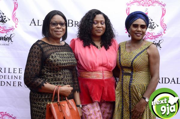 Mrs. Odugbesan, Akpo-Olade Okoro, Grace Egbagbe