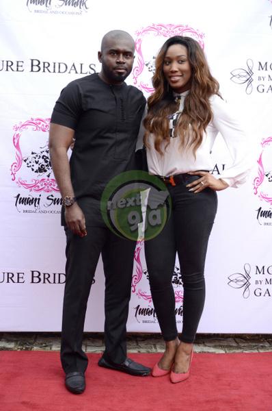 Patrick & Aroma Egbo