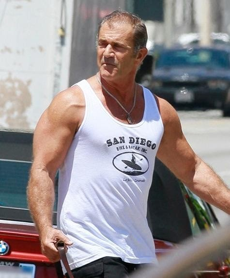 Check First Photos Of Sylvester Stallone Amp Mel Gibson On